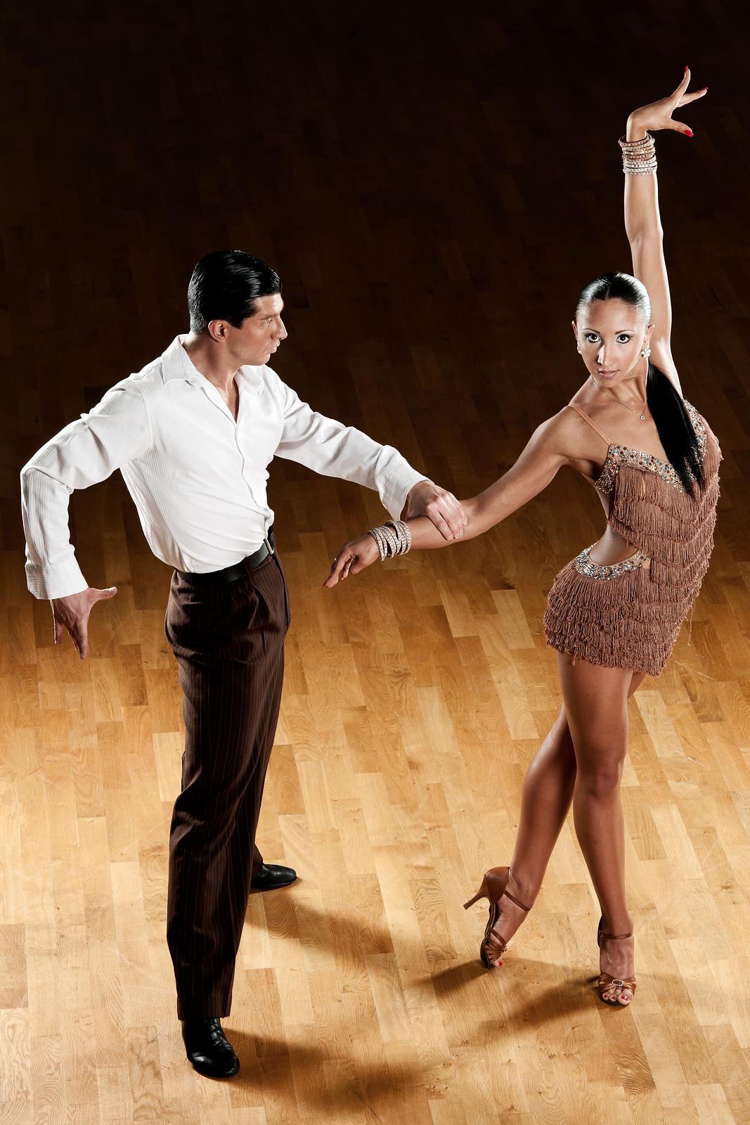 International Latin Dynamic Ballroom